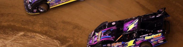 Rusty Schlenk will run with the World of Outlaws Late Model Series in 2018
