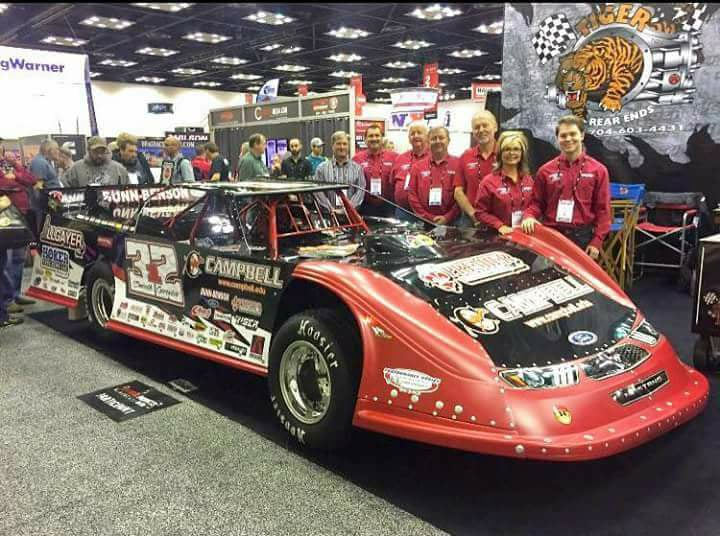 Bobby Pierce 2018 car