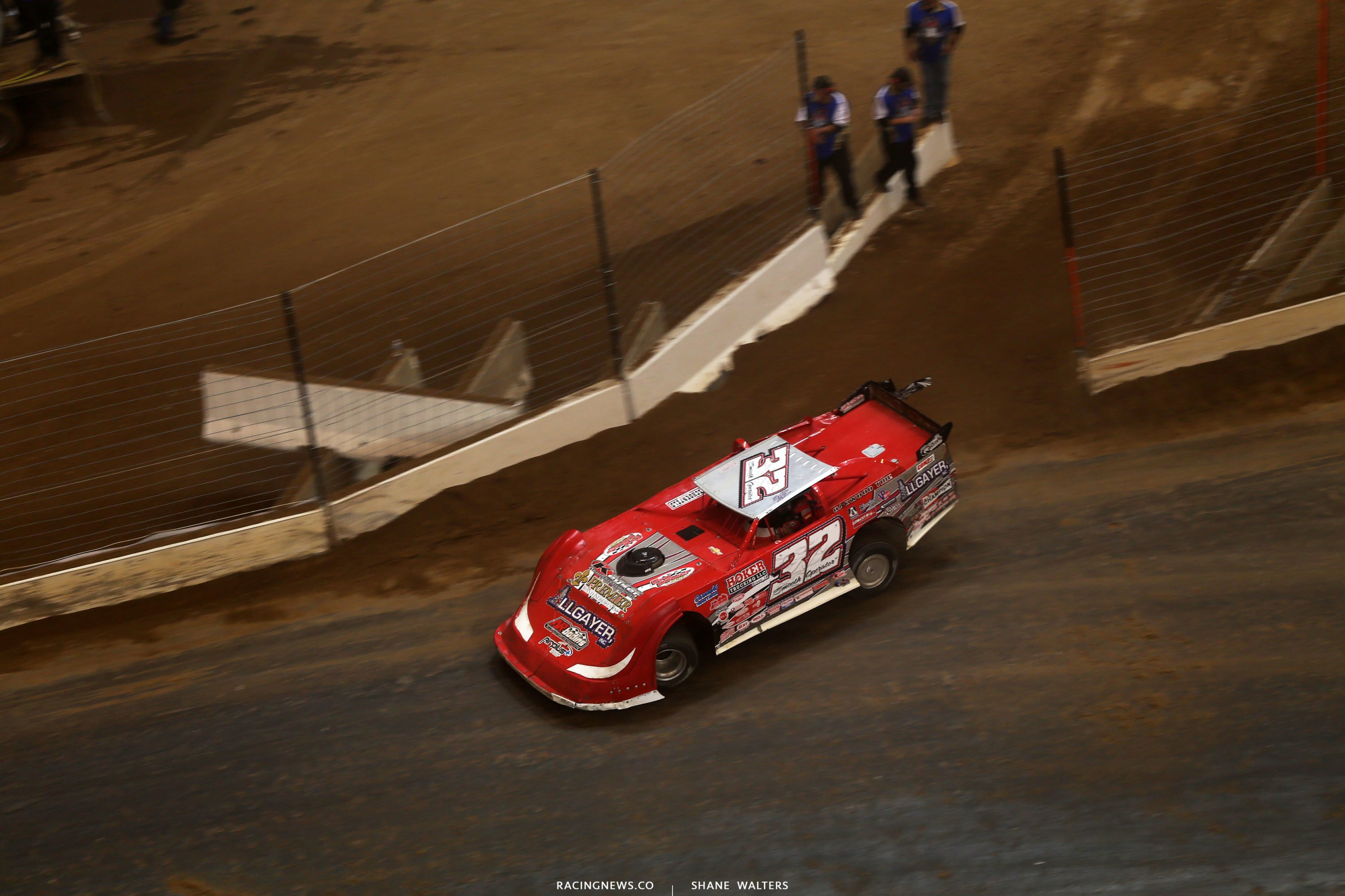 Bobby Pierce at the 2017 Gateway Dirt Nationals 5444