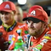 Dale Earnhardt Jr shares beers with the crew after his final race