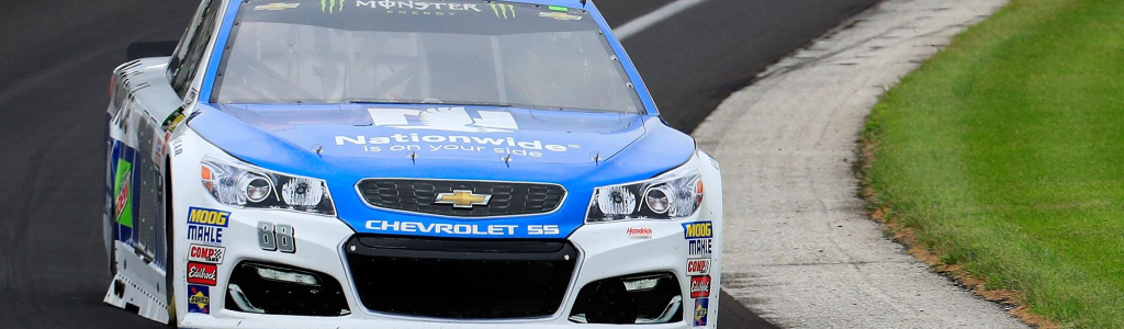 Dale Earnhardt Jr and Nationwide will continue their partnership