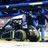 Dirt Sprint Car Test at the Gateway Dirt Nationals 2412