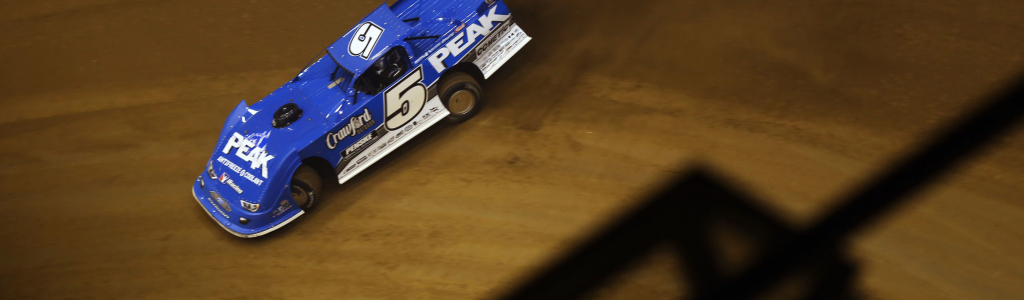 Don O'Neal anticipates a better Gateway Dirt track on Friday