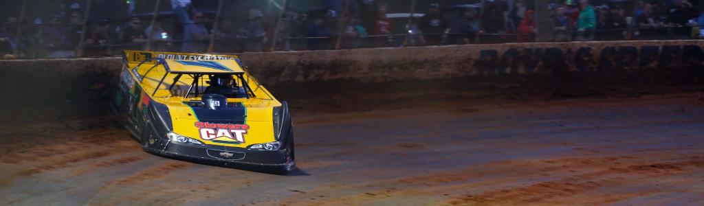 Donald McIntosh 2018 plans: Lucas Oil Late Model Dirt Series