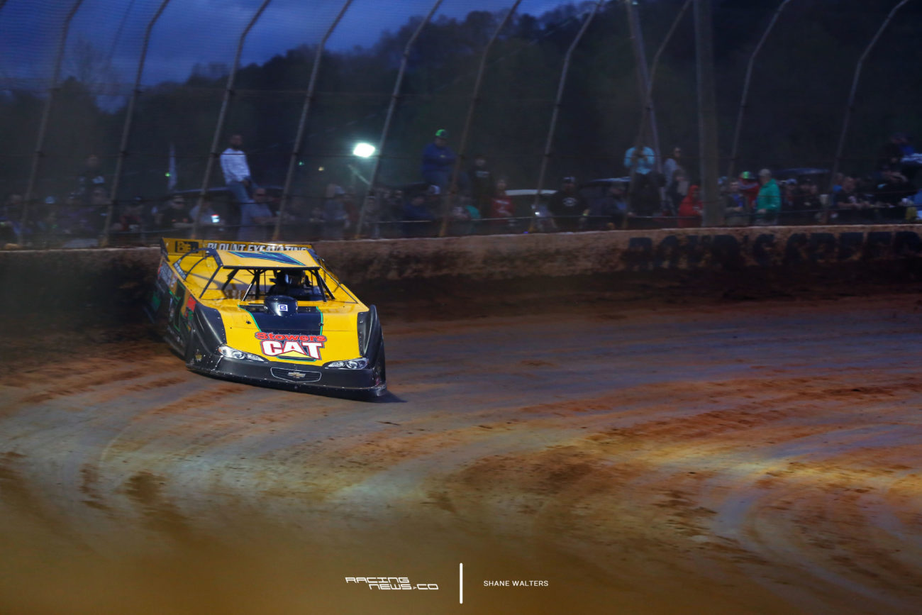 Donald McIntosh - Blount Motorsports at Boyd's Speedway9106
