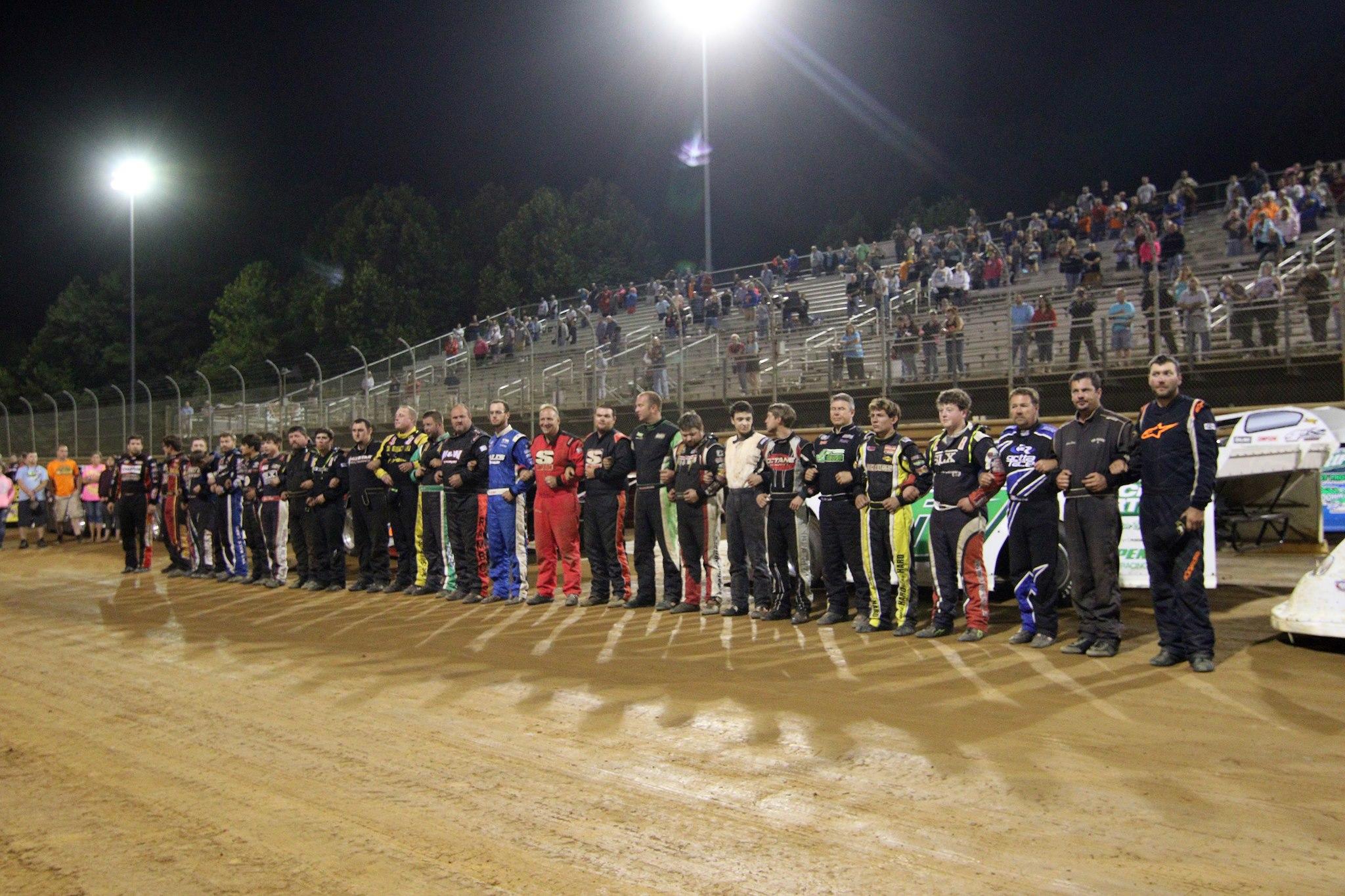 Fastrak Racing Drivers