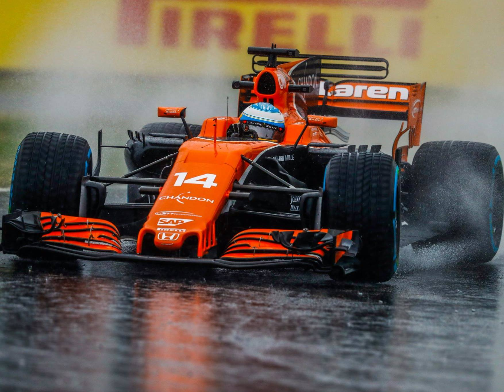 Fernando Alonso - McLaren F1