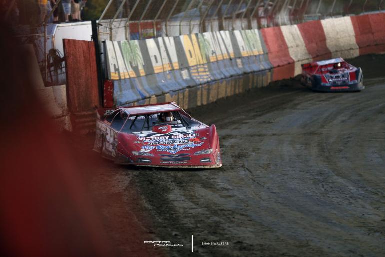 G.R. Smith #22 at East Bay Raceway Park