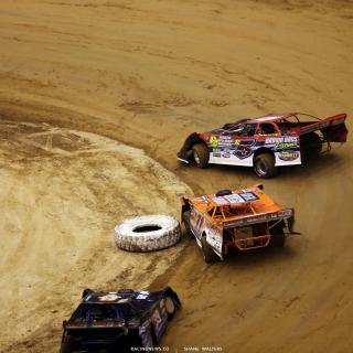 Gordy Gundaker at the Gateway Dirt Nationals 3799
