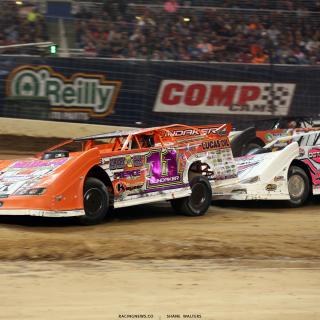 Gordy Gundaker in the Gateway Dirt Nationals 4332