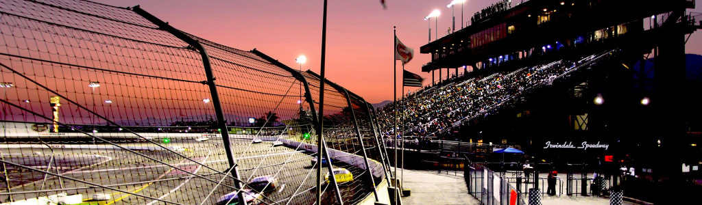 Irwindale Speedway has been saved, yet again