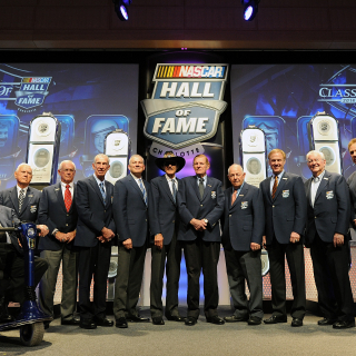 Jack Ingram - NASCAR Hall of Fame class of 2014