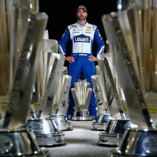 Jimmie Johnson 7-time NASCAR Cup Series champion