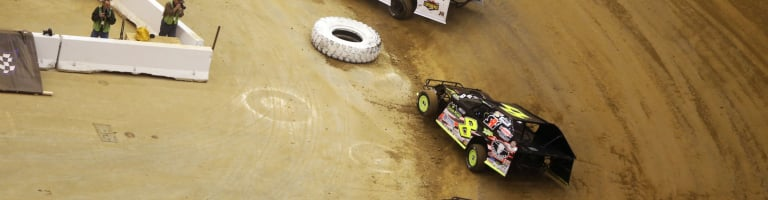 2017 Gateway Dirt Nationals Results – Modifieds (December 14th, 2017)