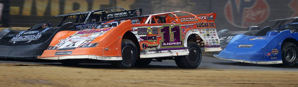 2017 Gateway Dirt Nationals Results – Late Model (December 15th, 2017)