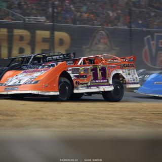 Kevin Gundaker at the Gateway Dirt Nationals 4381