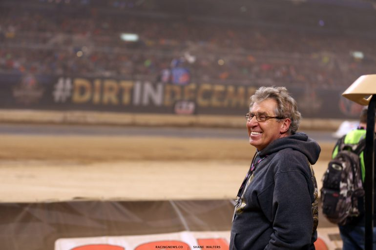 Kevin Gundaker at the Gateway Dirt Nationals 4398