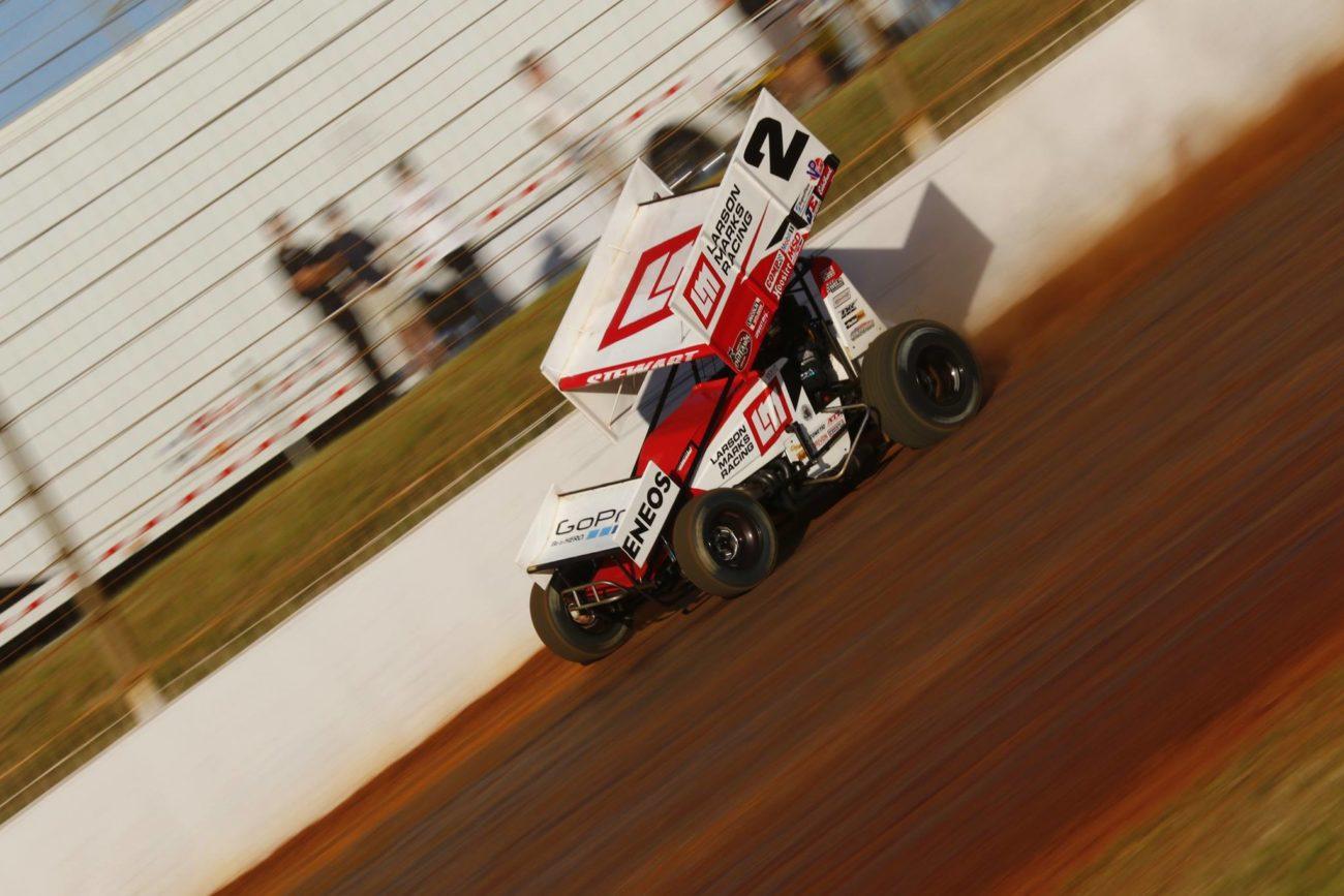 Kyle Larson Racing Sprint Car Team