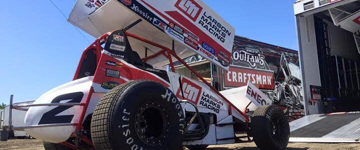Kyle Larson wants to run full-time in the World of Outlaws Sprint Car Series