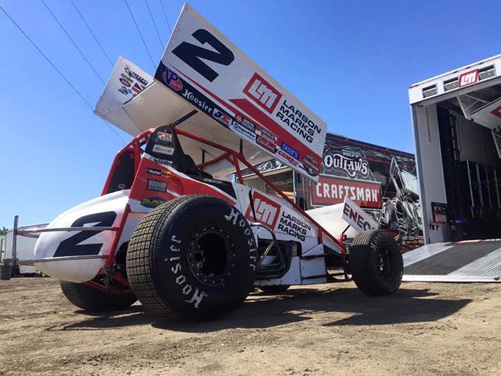 Kyle Larson Racing Team - World of Outlaws Craftsman Sprint Car Series