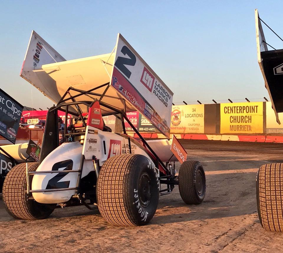 Kyle Larson sprint car team