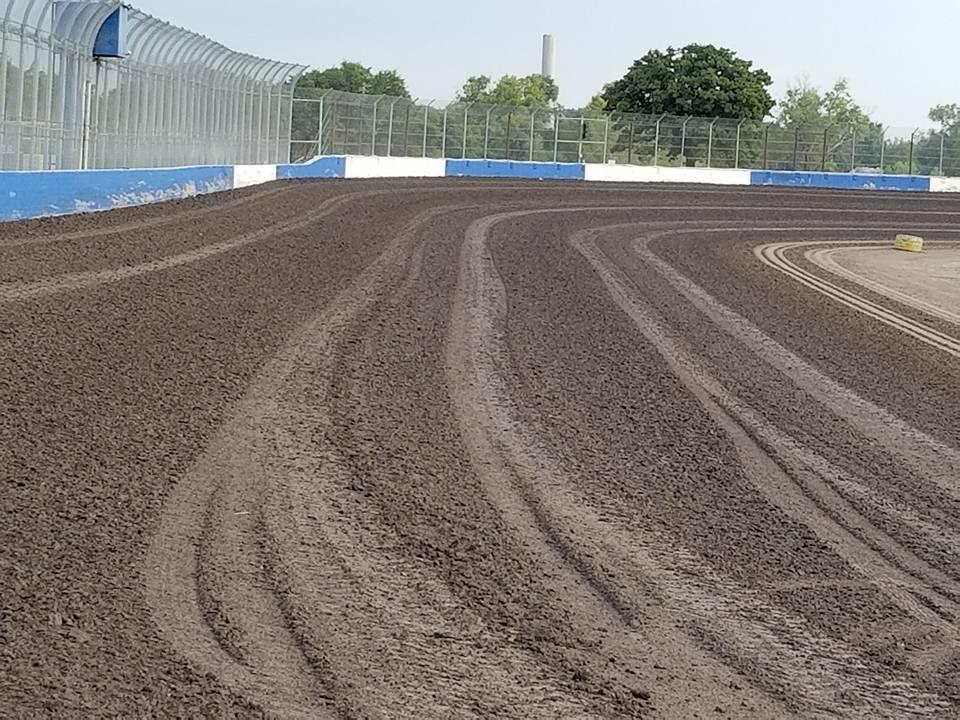Longdale Speedway Dirt Track