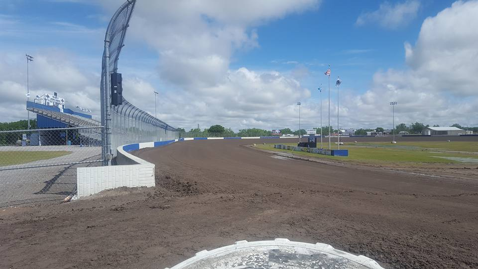 Longdale Speedway Oklahoma Dirt Track