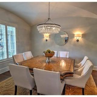 Matt Kenseth house - Dining room