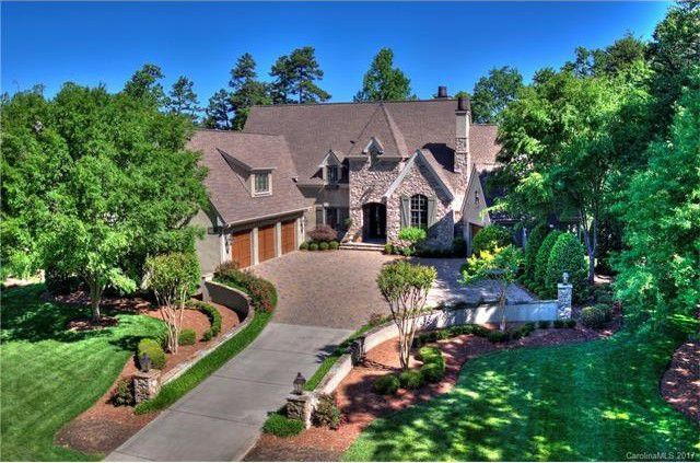 Matt Kenseth house - Lake Norman NC
