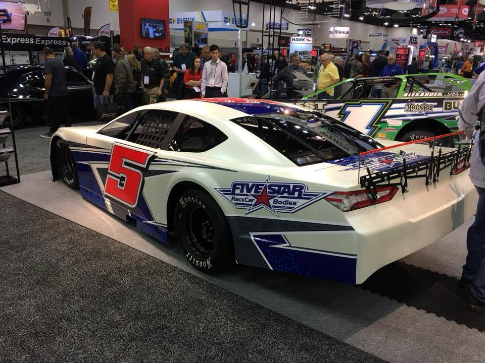 New Asphalt Late Model Body Released - Racing News