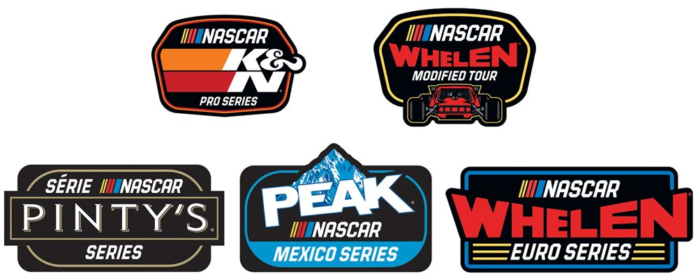 New NASCAR Home Tracks Logo