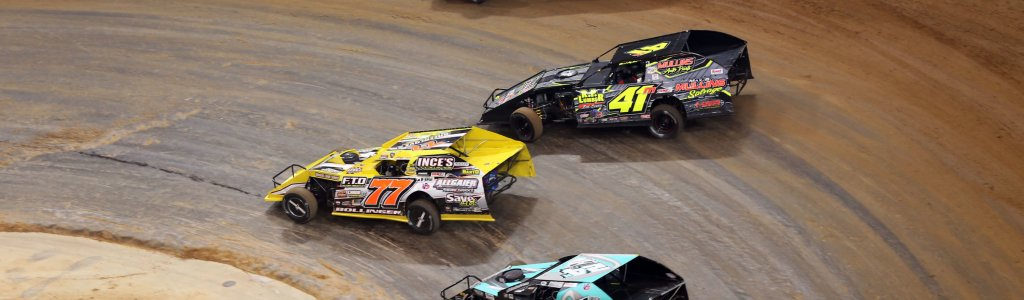 2017 Gateway Dirt Nationals Results: Modified (December 16, 2017)