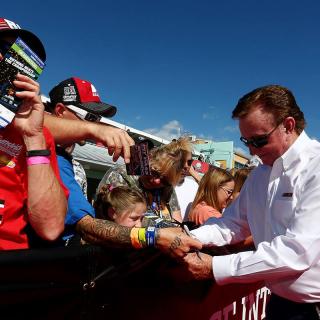 Richard Childress - NASCAR