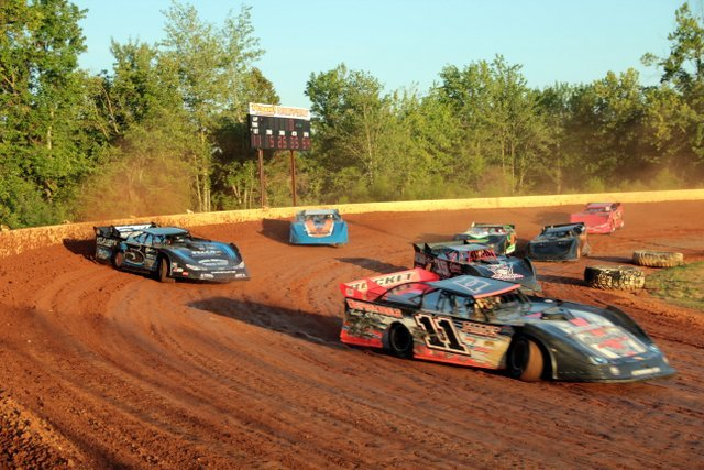 bill lupinos discusses his new dirt track richmond raceway racing news. Black Bedroom Furniture Sets. Home Design Ideas