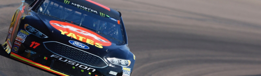 Ricky Stenhouse on NASCAR news, pit guns and the new aero package