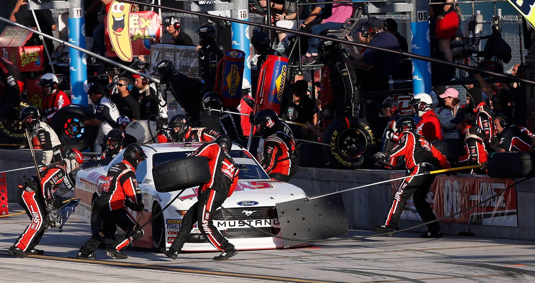 Stewart-Haas Racing NASCAR Xfinity Series team