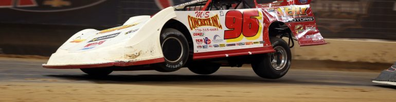 Tanner English on the Gateway Dirt layout and national touring