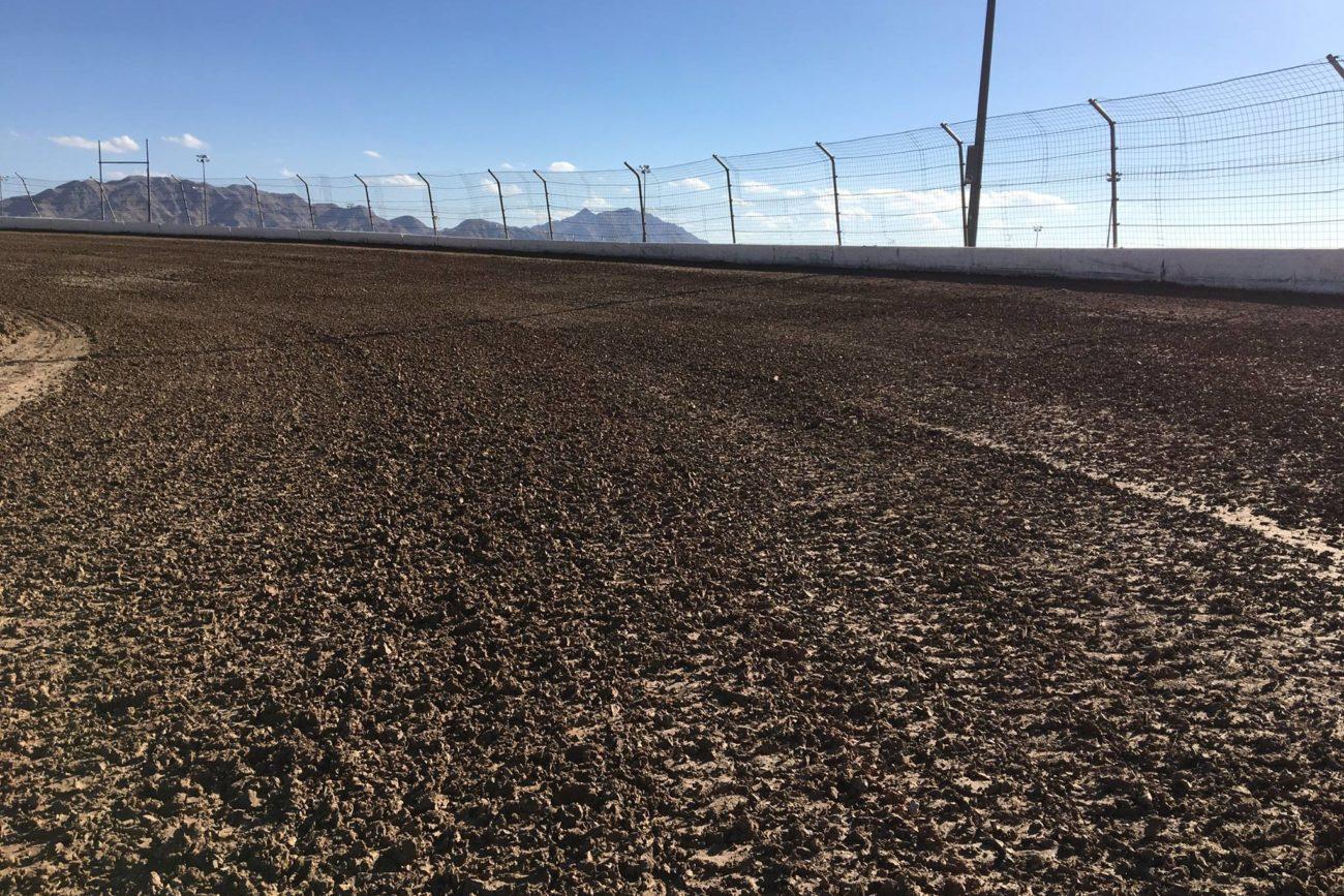 The Dirt Track at Las Vegas Motor Speedway