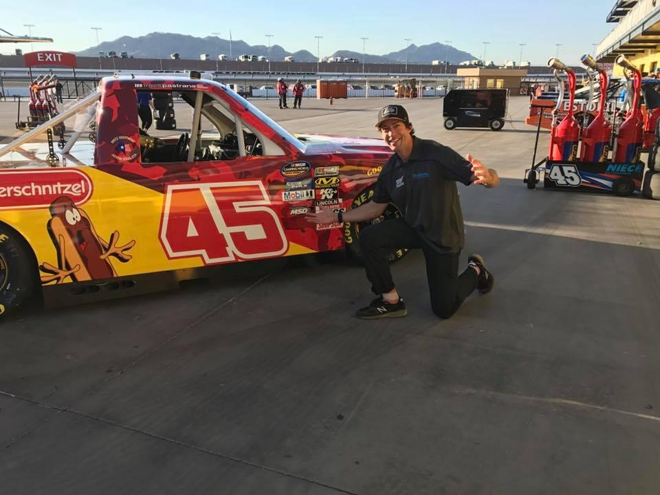 Travis Pastrana - NASCAR Truck Series