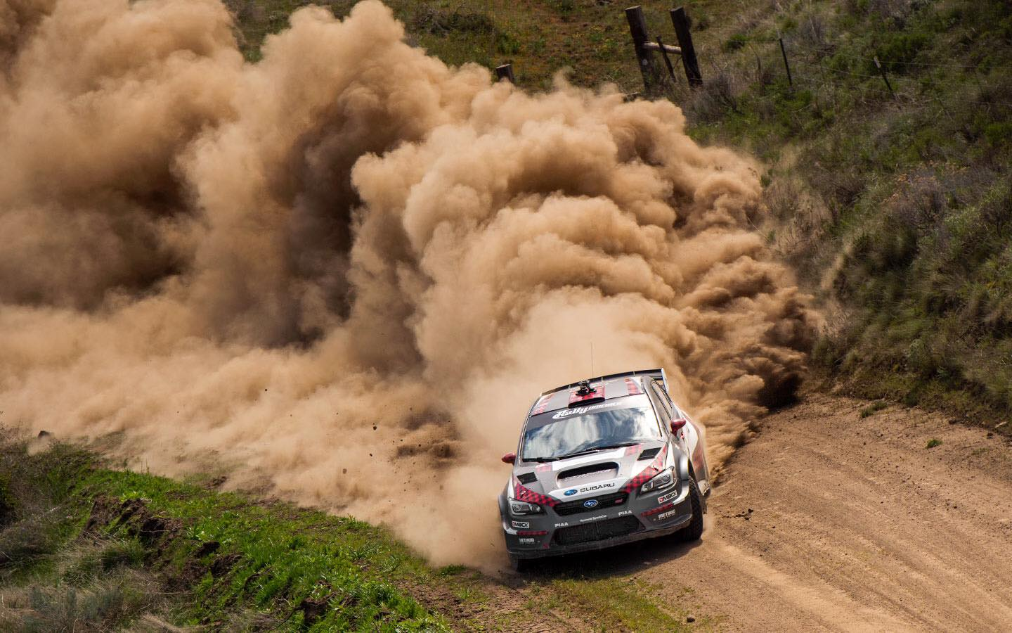 Travis Pastrana - Rally Racing