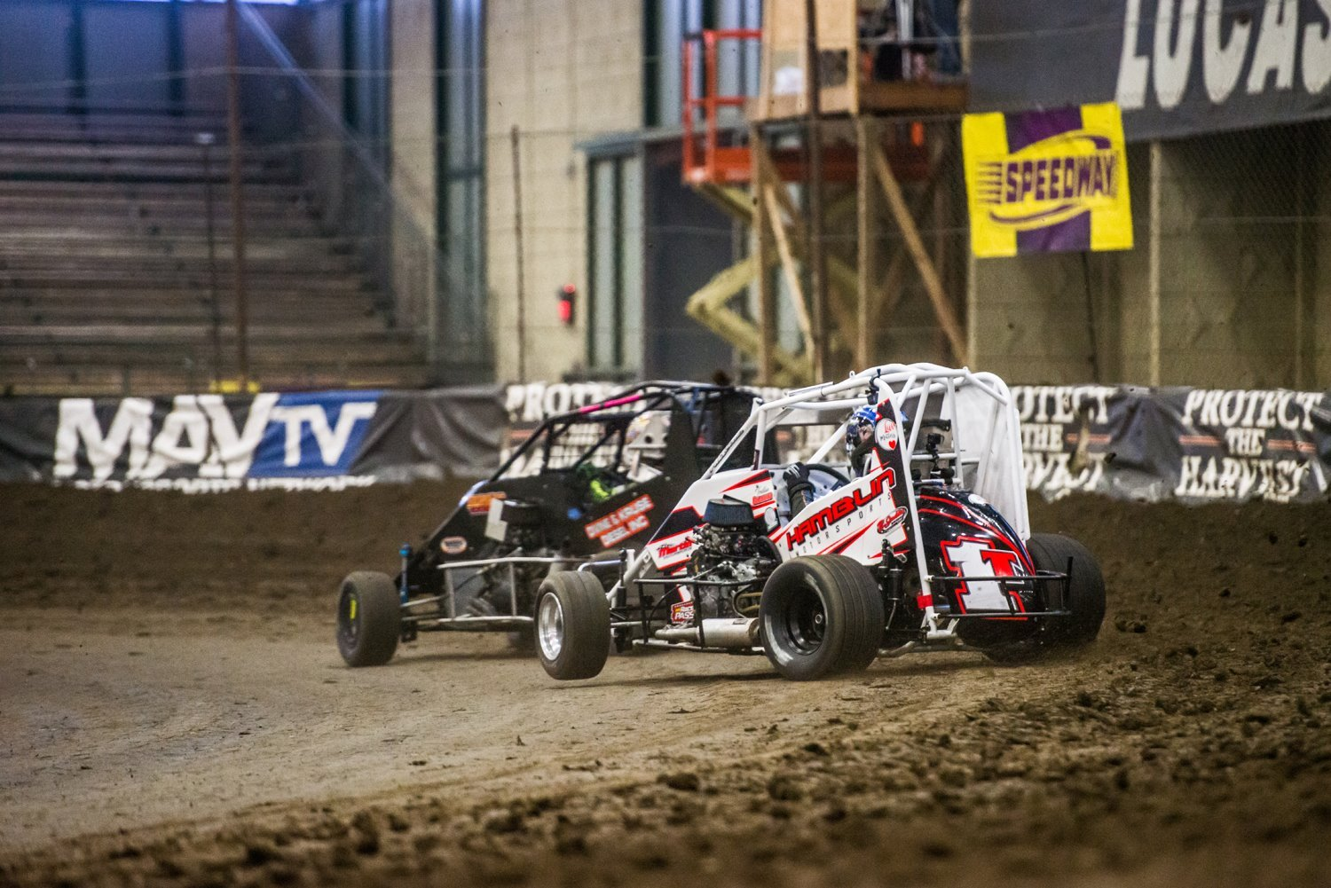 Tulsa Shootout - Indoor Racing