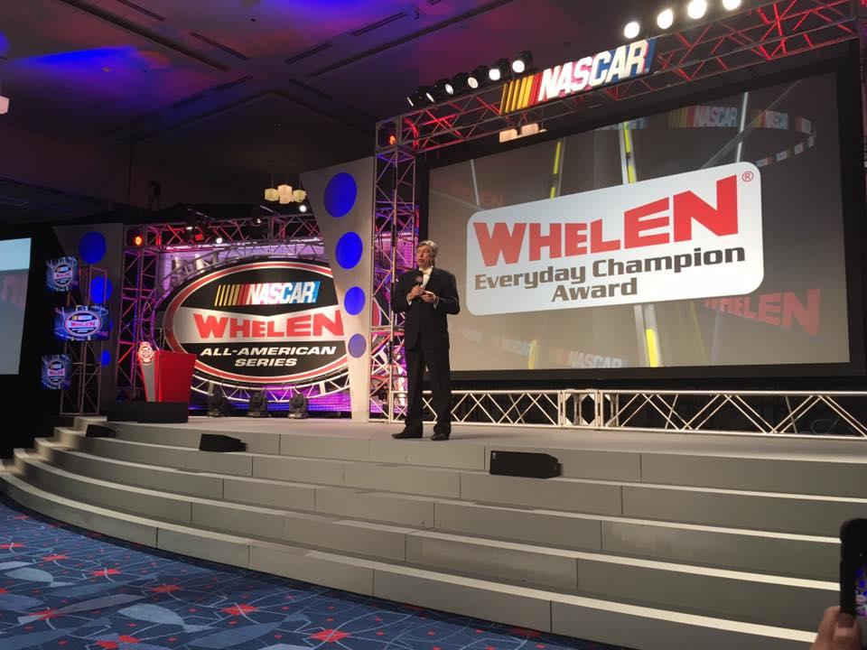 Whelen Engineering - NASCAR RAcing