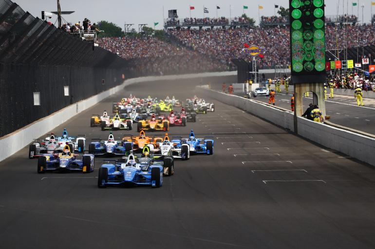 2017 Indianapolis 500 Photo - Verizon IndyCar Series