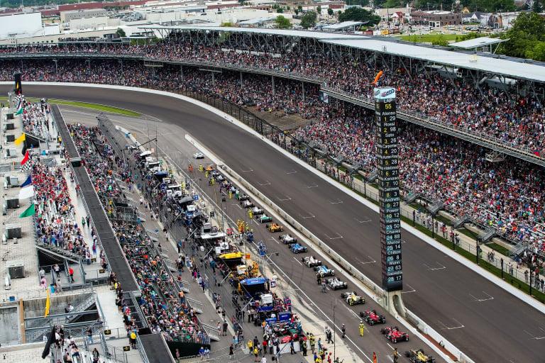 2017 Indy 500 - Verizon Indycar Series