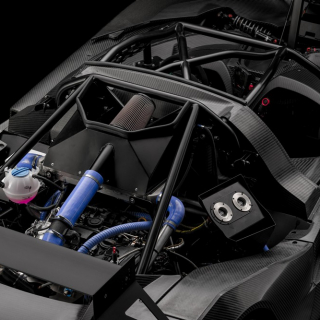 2018 KTM X-Bow GT4 engine photo