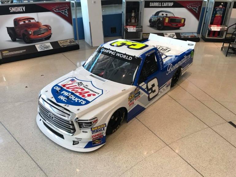 2018 NASCAR Camping World Truck Series - Jordan Anderson
