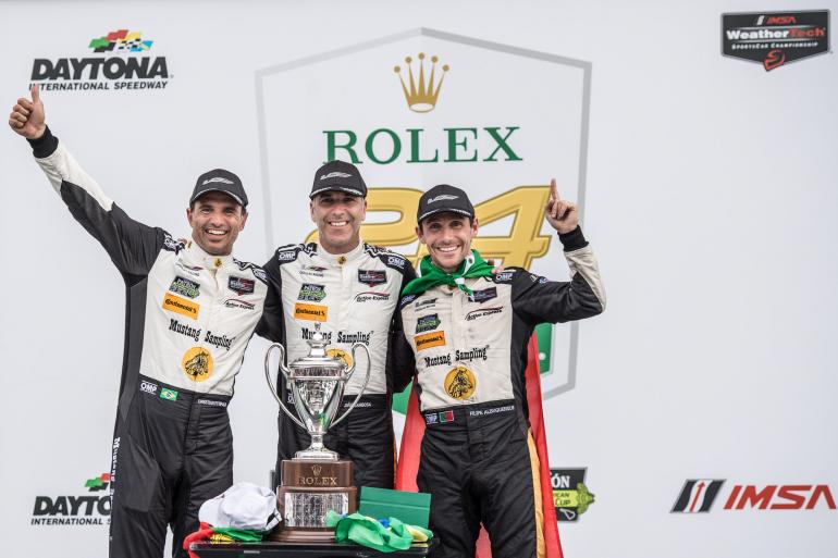 Action Express Racing Drivers