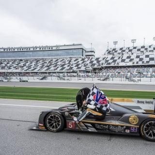 Action Express Racing wins the 2018 Rolex 24 at Daytona