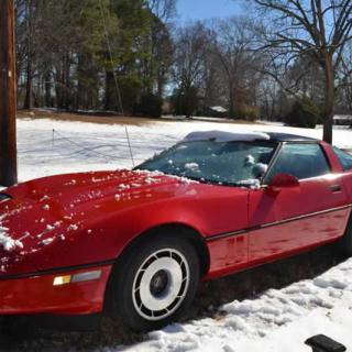 BK Racing - Corvette