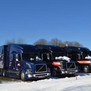 BK Racing hauler auction